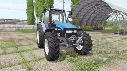 New Holland 8560 for Farming Simulator 2017