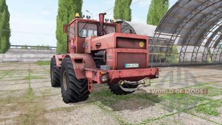 Kirovets K 700A for Farming Simulator 2017