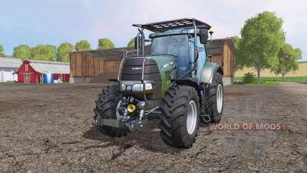Case IH Puma 230 CVX front loader forest for Farming Simulator 2015