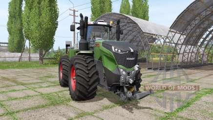 Fendt T Vario v3.0 for Farming Simulator 2017