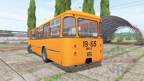LiAZ 677 for Farming Simulator 2017
