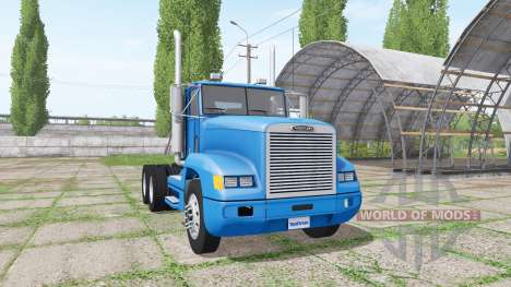 Freightliner FLD 120 Day Cab v1.3 for Farming Simulator 2017