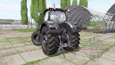 New Holland T7.290 heavy-duty for Farming Simulator 2017