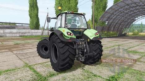 Deutz-Fahr Agrotron 7230 TTV dynamic hoses for Farming Simulator 2017