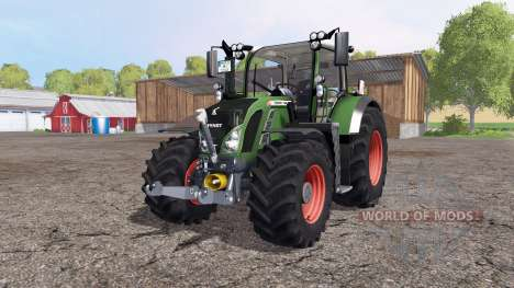 Fendt 724 Vario SCR for Farming Simulator 2015