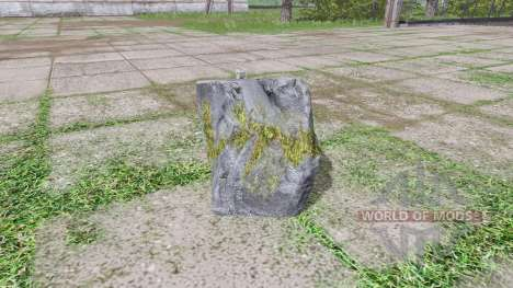 Stone weight for Farming Simulator 2017
