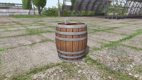 Barrel weight for Farming Simulator 2017
