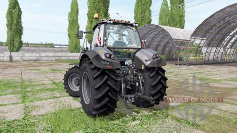 Deutz-Fahr Agrotron 7210 TTV warrior gold v5.4.5 for Farming Simulator 2017