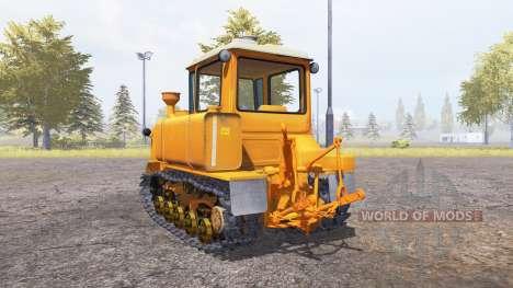 DT 175С Volgar v2.1 for Farming Simulator 2013