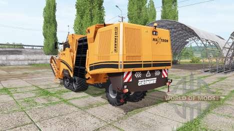 Grimme Maxtron 620 multicolor v1.2 for Farming Simulator 2017