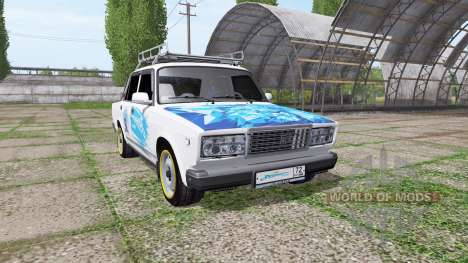 LADA Zhiguli (2107) Zenit for Farming Simulator 2017