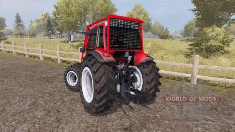 Lindner Geotrac 94 forest v1.2 for Farming Simulator 2013