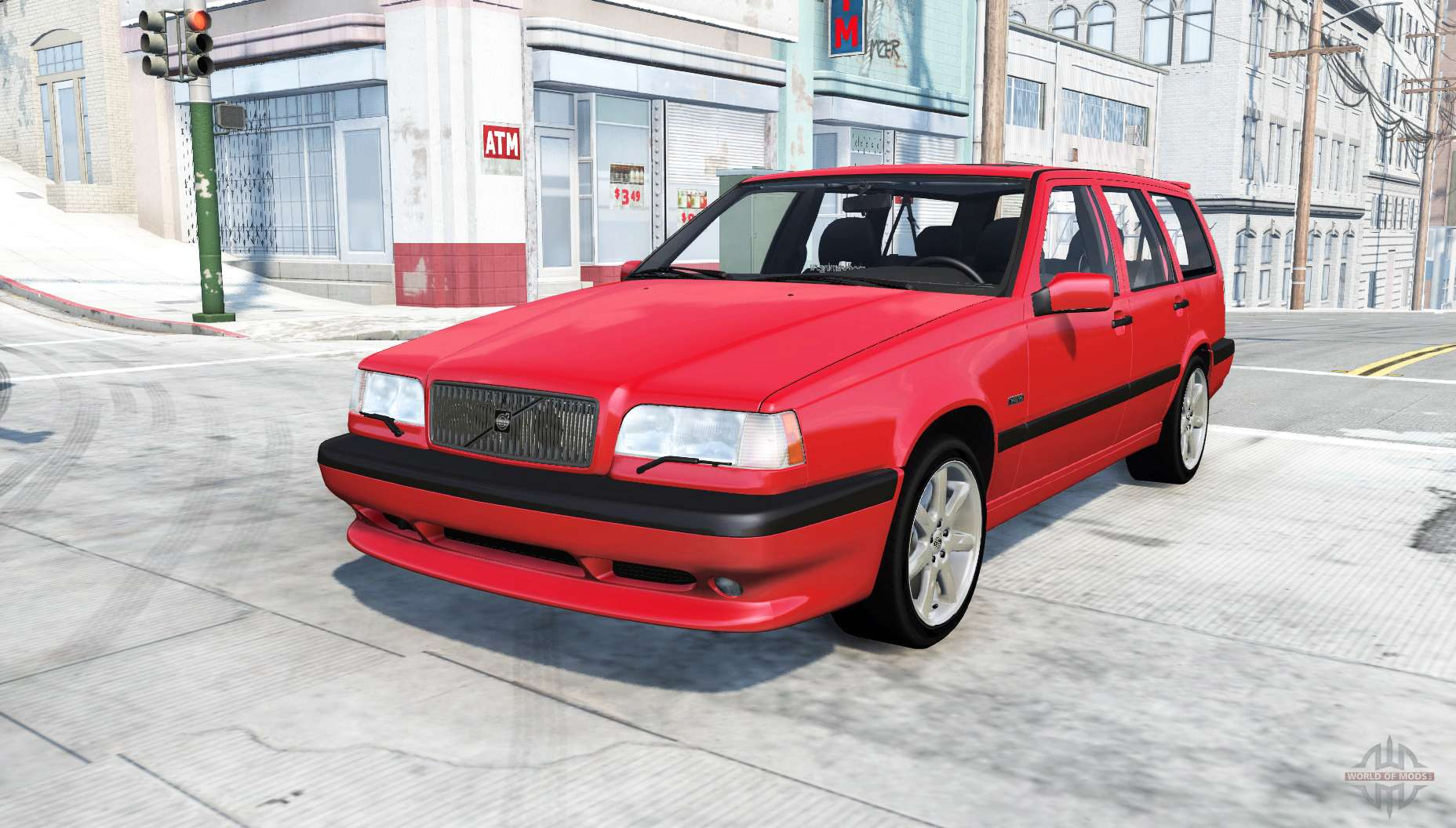 volvo 850 r kombi 1996 for beamng drive. Black Bedroom Furniture Sets. Home Design Ideas