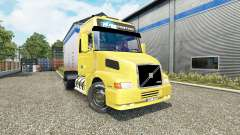 Volvo NH12 4x2 v3.2 for Euro Truck Simulator 2