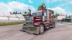 Wester Star 4800 v2.0 for Euro Truck Simulator 2