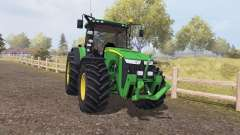 John Deere 8260R for Farming Simulator 2013