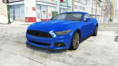 Ford Mustang GT 2015 for BeamNG Drive