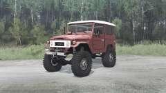 Toyota Land Cruiser Hard Top (BJ40VL) for MudRunner