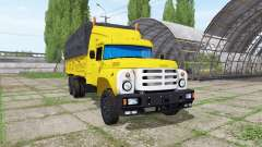 ZIL 133GÂ v2.0 for Farming Simulator 2017
