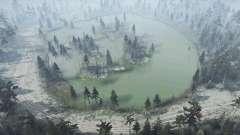 Lake Ruslana for MudRunner