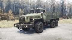 Ural 4320-10 for MudRunner