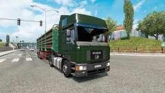 Truck traffic pack v2.4.1 for Euro Truck Simulator 2