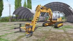 Liebherr R 902 Litronic v1.0.0.1 for Farming Simulator 2017