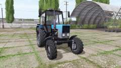 MTZ Belarus 82.1 v3.1 for Farming Simulator 2017