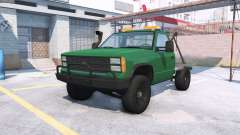 Gavril D-Series reworked tow truck for BeamNG Drive