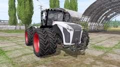 CLAAS Xerion 4000 v6.0 for Farming Simulator 2017