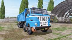 IFA W50 LA 8x4 for Farming Simulator 2017