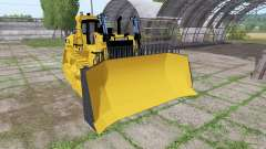 Caterpillar D11T for Farming Simulator 2017