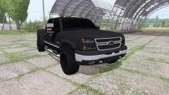 Chevrolet Silverado 2500 HD Crew Cab