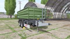 Fliegl TDK 160 for Farming Simulator 2017