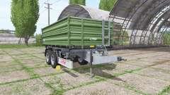 Fliegl TDK 160 for Farming Simulator 2017