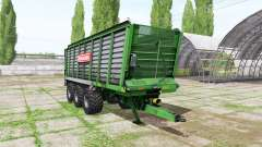 BERGMANN HTW 65 for Farming Simulator 2017