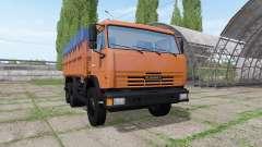 KAMAZ 45143 v1.2