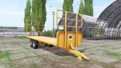 Richard Western BTTA 12-25 for Farming Simulator 2017