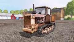 DT 75N for Farming Simulator 2015