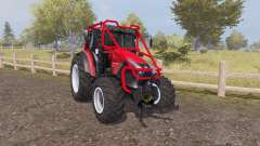 Lindner Geotrac 94 forest v1.2 for Farming Simulator 2013