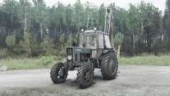 MTZ Belarus 82.1 for MudRunner