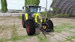 CLAAS Arion 650 v1.1 for Farming Simulator 2017