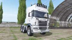 Scania R730 v1.0.2 for Farming Simulator 2017