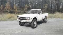 Datsun 510 pickup for MudRunner