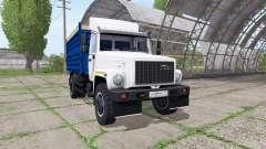 GAZ SAZ 35071 for Farming Simulator 2017