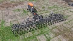 AMAZONE Condor 15001 multi-seeder v1.2 for Farming Simulator 2017