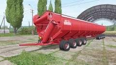 Bromar MBT 150 v1.1 for Farming Simulator 2017