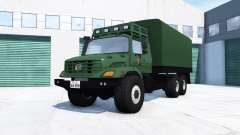 Mercedes-Benz Zetros 2733 A chinese army