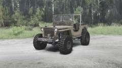 Willys MB 1942 for MudRunner