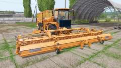HOLMER Terra Dos T4-40 v2.0 for Farming Simulator 2017